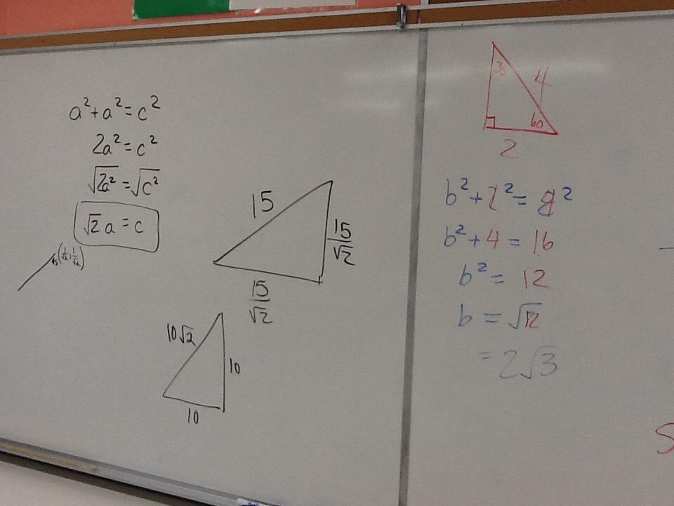 DESMOS : Les angles remarquables – Les mathématiques, ma